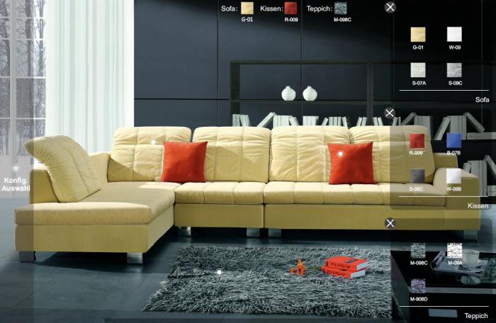 Möbel-Konfigurator