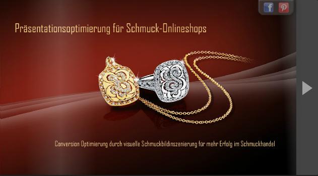 ProfiMasking Schmuckpräsentationen für Schmuck-Onlineshops und Hersteller