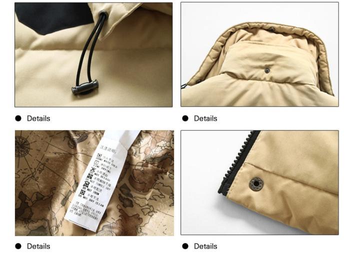 Kleidung-Produktdetail Long Page