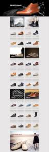 Schuhe-Kategorieseite
